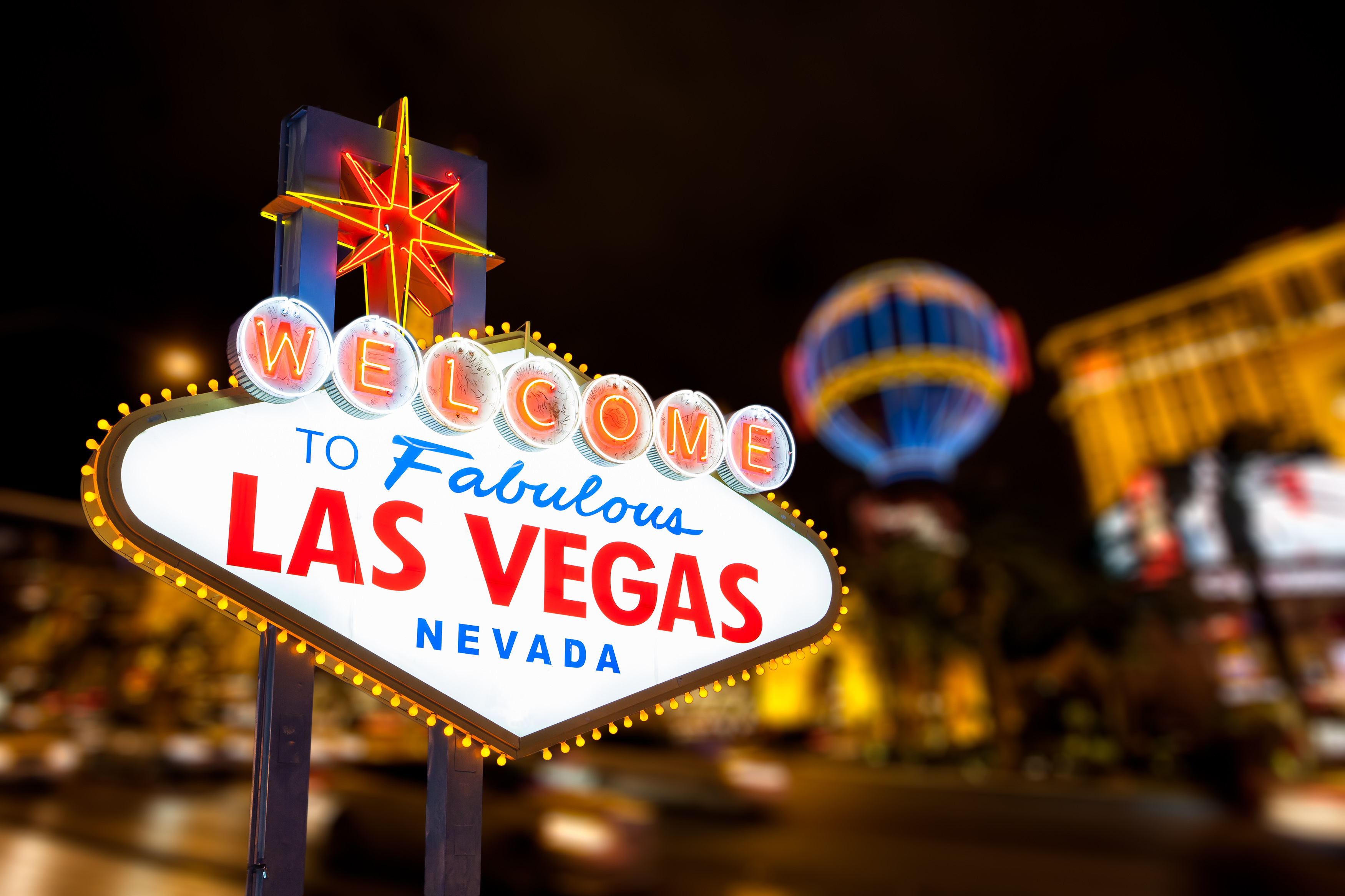 Free trips to Vegas!