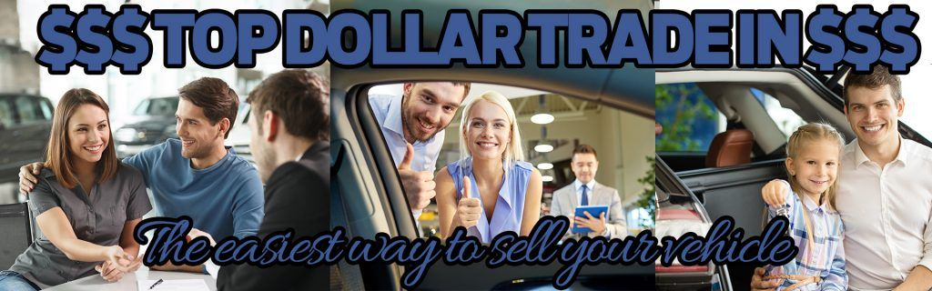 Get Top Dollar for your Trade In at Okotoks Ford