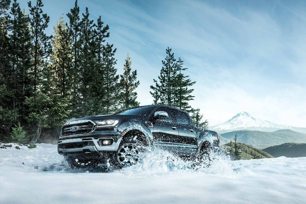 THE 2019 FORD RANGER. NEW GROUND. SAME TOUGH.