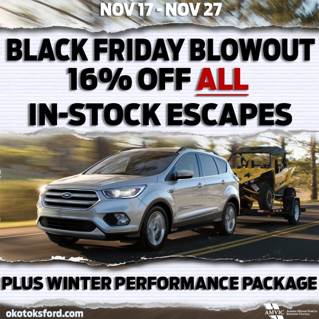16% OFF IN STOCK FORD ESCAPE