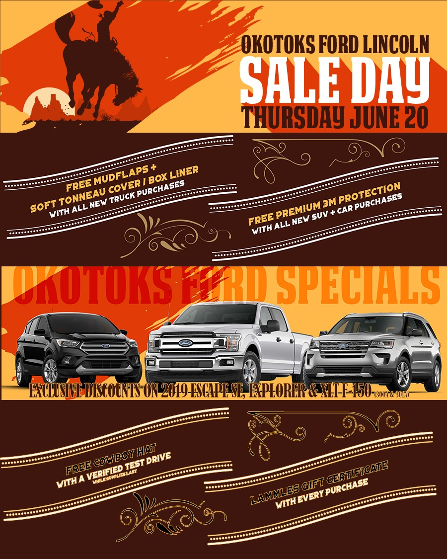 Sale Day Graphic
