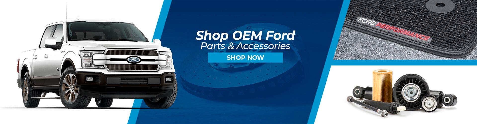 Shop OEM Ford Parts