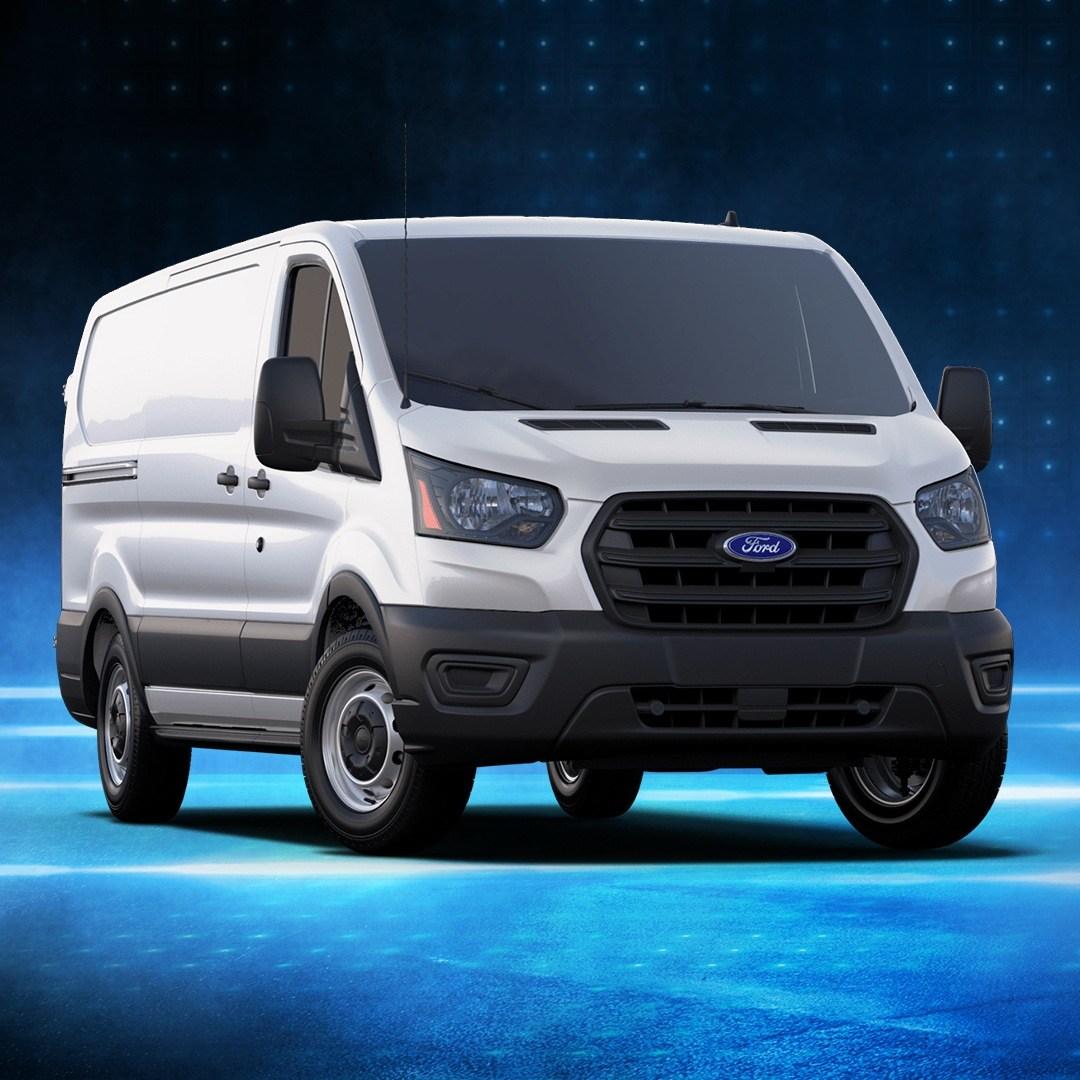 2020 Cargo Van T-150 Low Roof